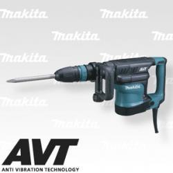 Makita HM 1111 C отбойный молоток, 1300Вт, 17.2Дж, 7.3кг, антивибрация